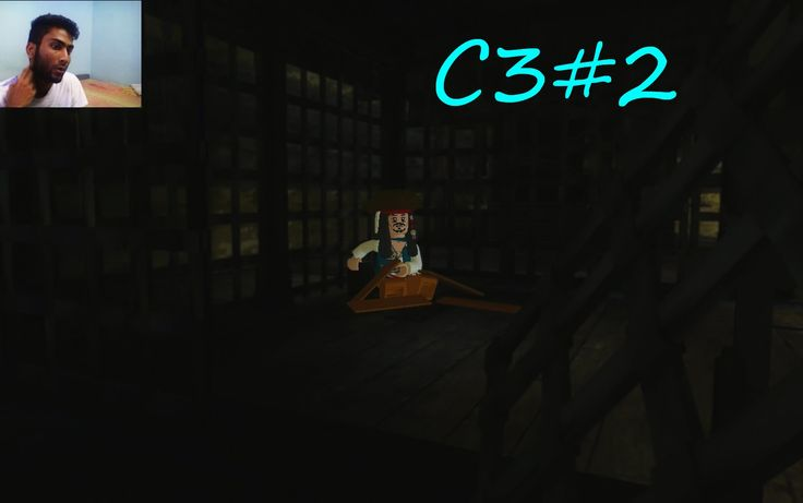 Blasting His Way To Freedom...|Lego Pirates of the Caribbean