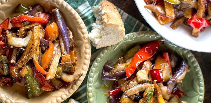 Recipe: Peperonata, The Italian Stir Fry   Italian Sons and Daughters of America