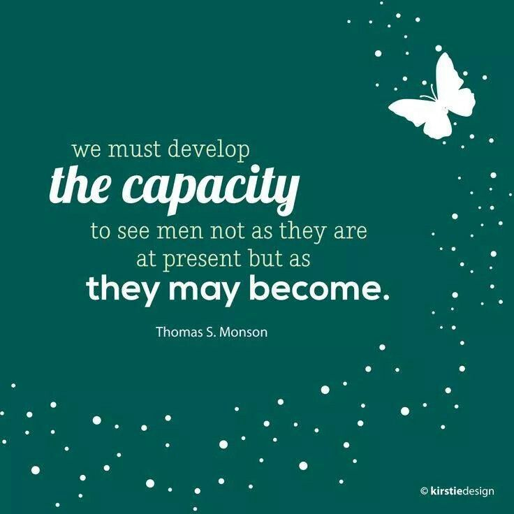 Inspirational Book Of Mormon Quotes: Inspirational Lds Quotes. QuotesGram