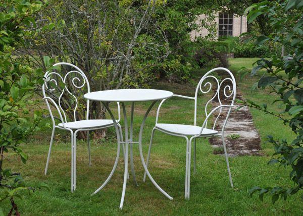 9 mejores imágenes de Garden Furniture en Pinterest   Mesa rural ...