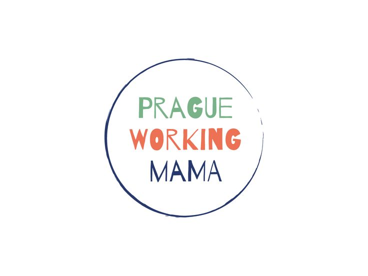Prague Working Mama Logo  | Varró Joanna Design | Logo | Branding | Graphic Design | Inspiration | Graphic Designer