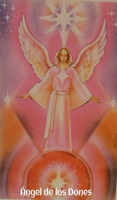 Angel de los Dones