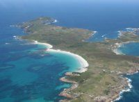 Broughton Island by air - Broughton Island Cruise with Moonshadow Cruises #portstephens