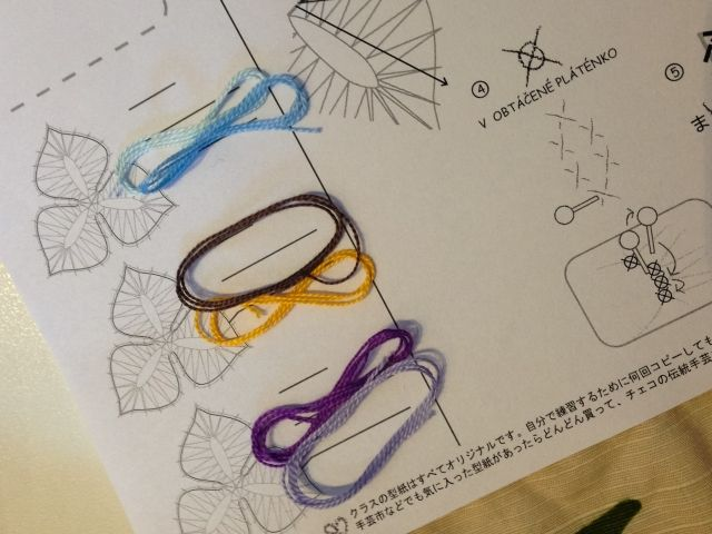 masyaminさんの初めてのデチカの色のアイディアです。上から菫、向日葵、紫陽花。いいですね!楽しみです。012/20160121