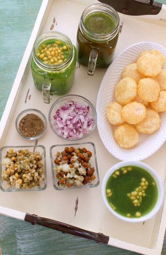 126 best indian veg breakfasts or snacks images on pinterest pani puri recipe golgappa forumfinder Image collections