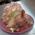 Turkey cake - kalkoen taart