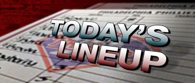 Today's Lineup: Tommy Joseph, Cameron Rupp back in vs. Dodgers lefty Ryu - Comcast SportsNet Philadelphia