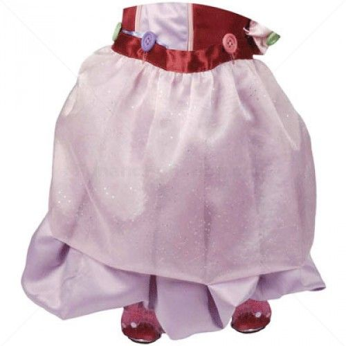 Fairy princess style with learning benefits! Button and tie while practicing the royal wave. Dress up costume goes perfectly with our Fairy Princess Vest.