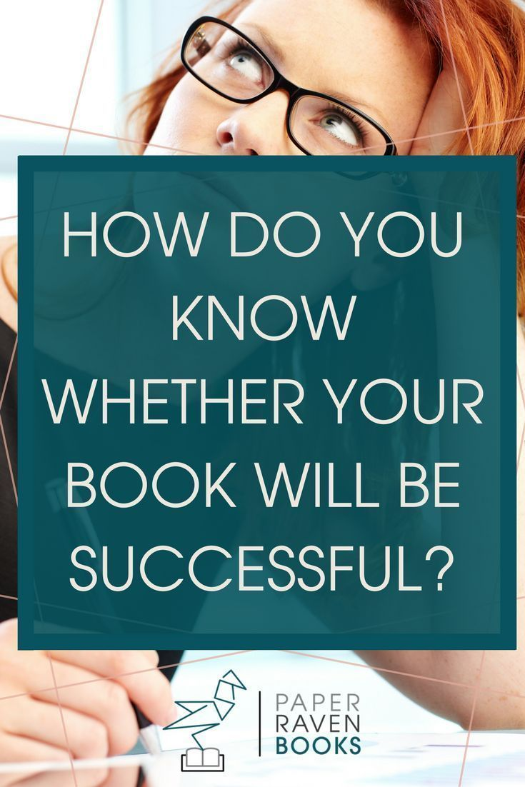 How Do You Know Whether Your Book Will Be Successful? Let