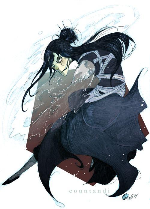 Ming-Hua by Countandi
