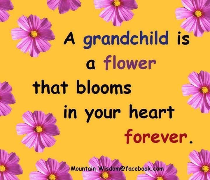 Granddaughter..
