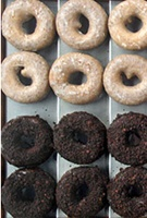 #yearofcolor crème brulee donut at the Doughnut Plant : Doughnut Plants, Food Tours, Franchish Doughnut, Brulee Donuts, Donuts Divine Ness, Durupaper Com Kate Spad, Crème Brulee, Cr 232 Me Brulee, Crme Brulee