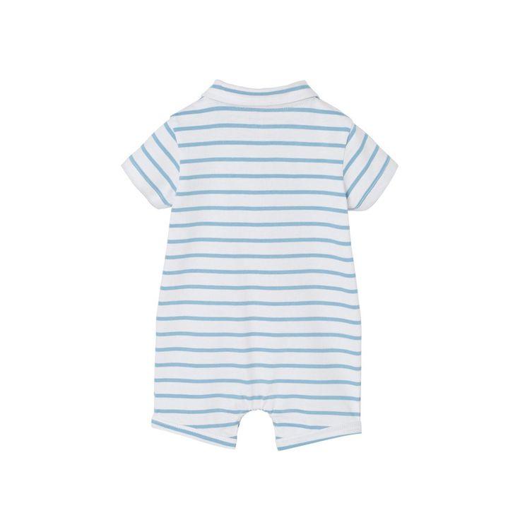 Costume de plage col polo bébé garçon – Taille: 24 mois, 3 ans   – Products