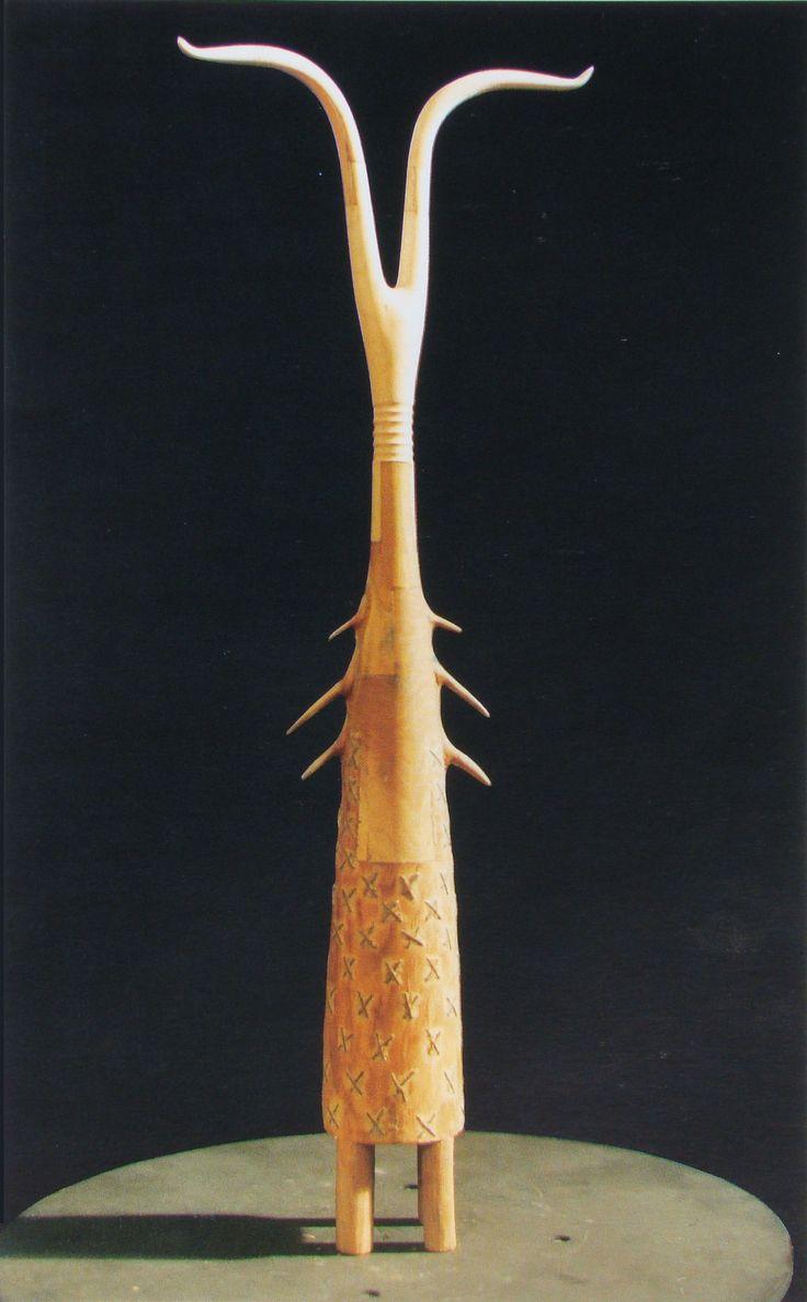 Geza Samu - Crossed Devil, 1990
