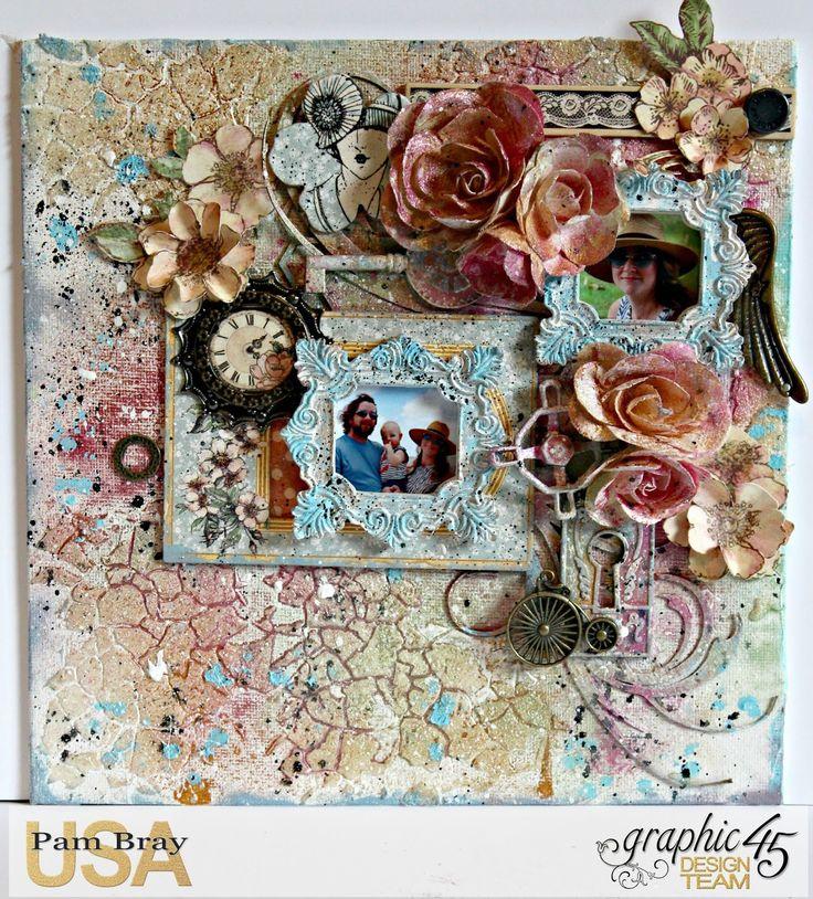 Scrapbook Flair: Pam Bray Designs