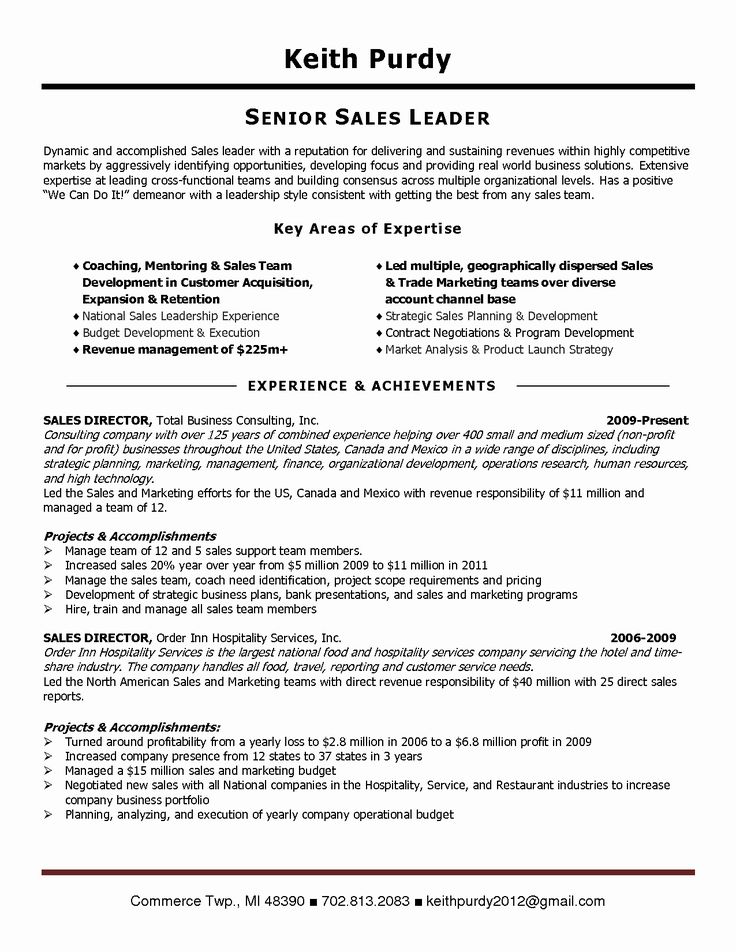 Awesome Regional Sales Manager Resume Skills Sidemcicek in