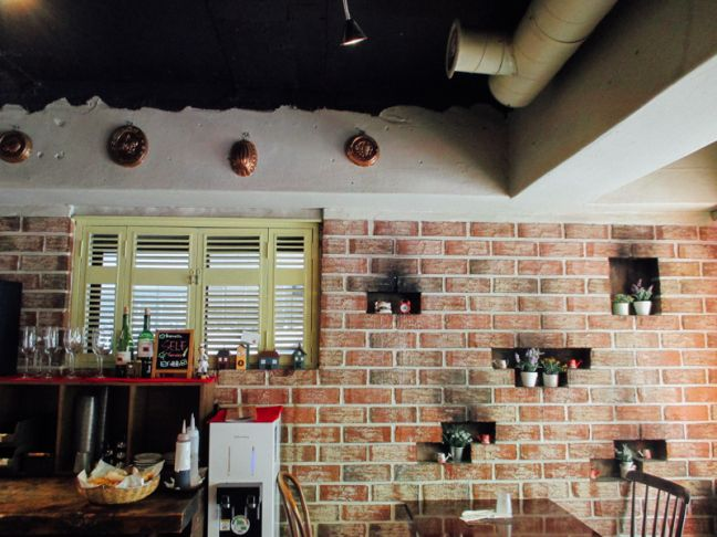 Restaurant Buccella in Soul