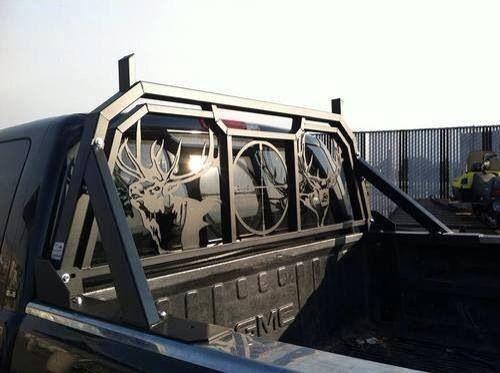 Pin Aluminum Flatbed Brush Truck On Pinterest