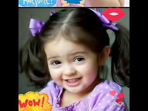 Jinko Hai Betiyaan Cute Girl Child Whatsapp Status Youtube