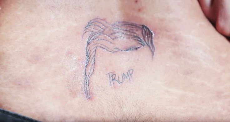 Conoce sobre Estos locos se hicieron tatuajes ridículos y aleatorios