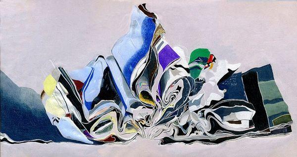 Inspiráló és alkotásra késztető Marit Fujiwara művészete. A Chelsea College of Art and Design-ban végzett hallgató anyagmani...