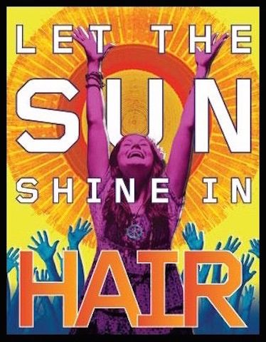 Hair - Let the sunshine in - VIDEO
