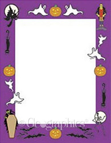Halloween Poster Board, 22x28, 10/Case