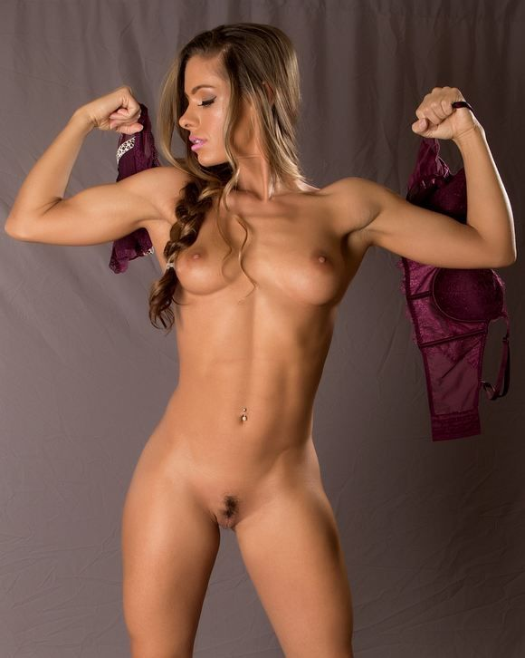 hot sexy nude muscle women