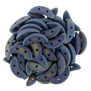 CzechMates Crescent - Matte Iris Blue