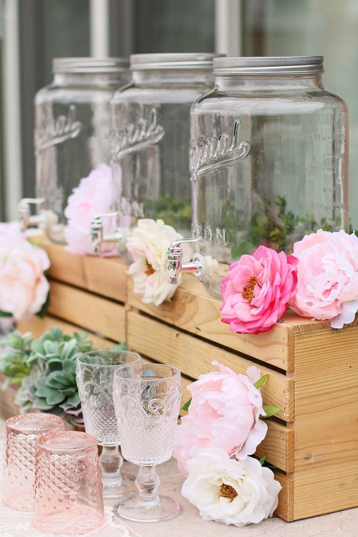 Best blush bridal showers ideas on pinterest coral