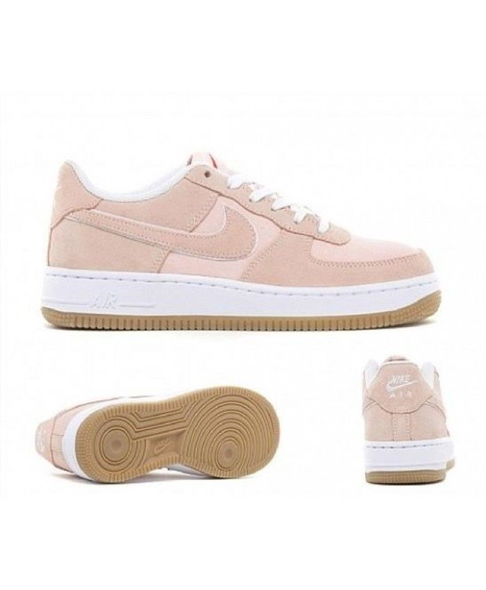 c481414f39 Nike Air Force 1 Low Junior Trainers In Pink Cheap Sale | nike air ...