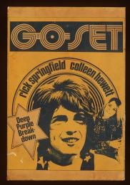 Even though I was a teenager in the 1970s, I still found I had to research the era to be able to write about it. Reading copies of Go-Set, a rock & pop music magazine of the 1970s, helped me understand popular culture and fashions of the time.