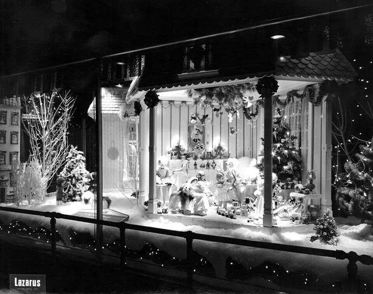 Vintage Store Window Displays