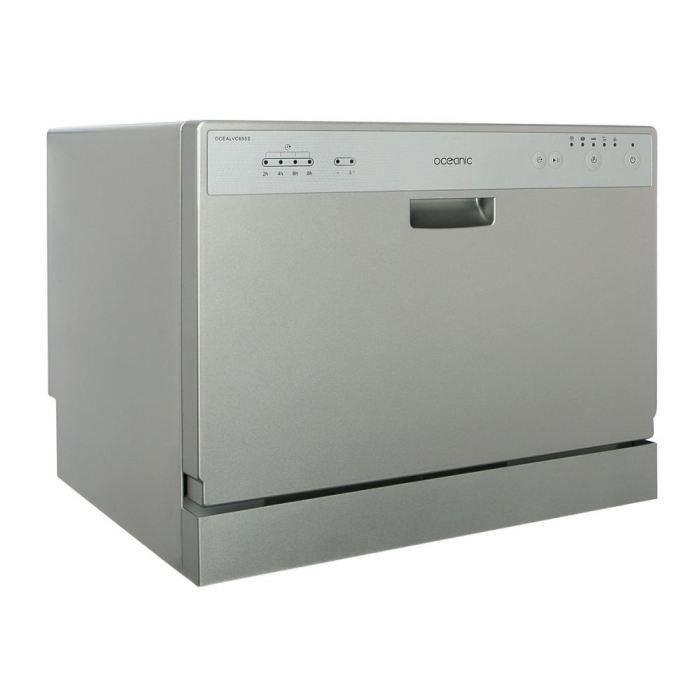 oceanic lvc655as - lave-vaisselle 6 couverts - Achat / Vente lave-vaisselle - Soldes* d'été Cdiscount