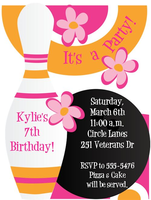 Best 25+ Bowling party invitations ideas on Pinterest Bowling - bowling invitation