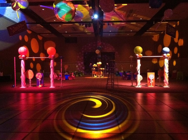 Wonka Themed Prom Proms In 2018 Pinterest Party And Themes