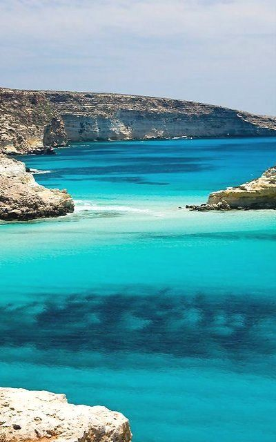 Lampedusa Island, Italy | by Marco Botta