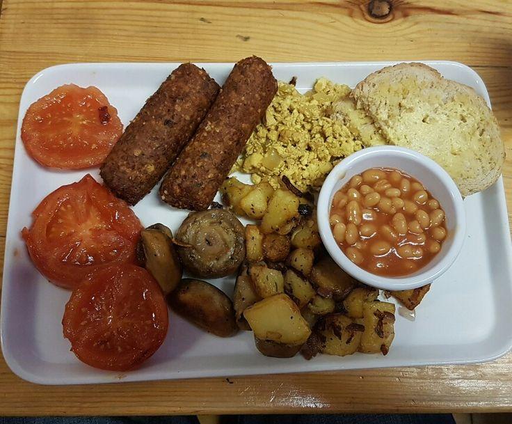 Kabaret@Karamel:  All day #vegan breakfast at Kabaret@Karamel