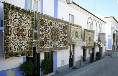 Coisas Portuguesas com Certeza ®: Tapetes de Arraiolos