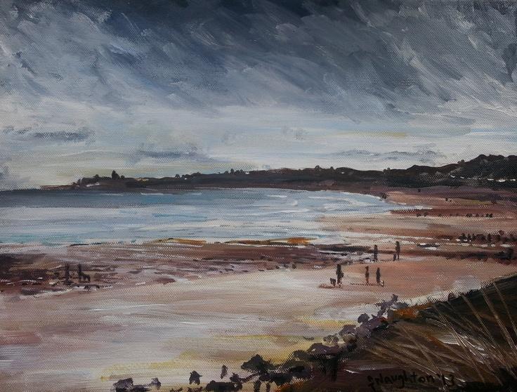 Winter Walk - Fiona Naughton