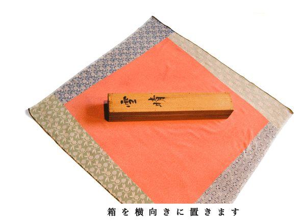 Furoshiki. How to wrap.