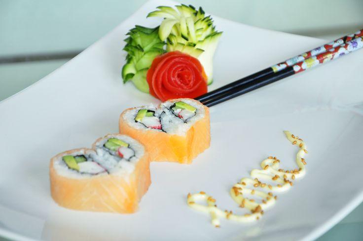 Valentijn sushi
