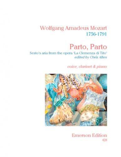 'Parto,  Parto' from 'La Clemenza di Tito' Sop, Clar & Piano, Mozart