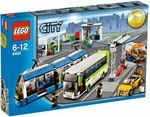 Name: Limited Edition Public Transport Manufacturer: LEGO Series: Lego City Release Date: July 2010 Pieces: 864 For ages: 4 and up UPC: 673419103350 Details (Description): LEGO City Public Transport. Catch the tram or hop on the bus at the LEGO City transport station! Chosen by LEGO fans, this transport station is packed with details and a lot of great new vehicles. Catch the train at the LEGO City station or hop on the city bus to reach your final destination.