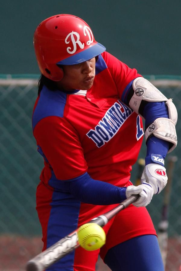 Dominican Republic - Women's Softball Day
