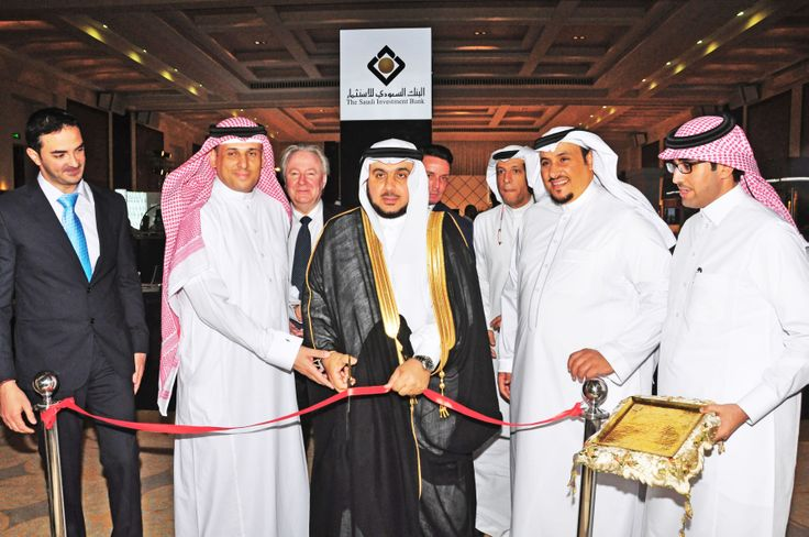 The Saudi Investment Bank World Luxury Expo - Jeddah was officially inaugurated by Mr. Mazen Batterjee, Vice President of Jeddah Chamber of Commerce & Industry.