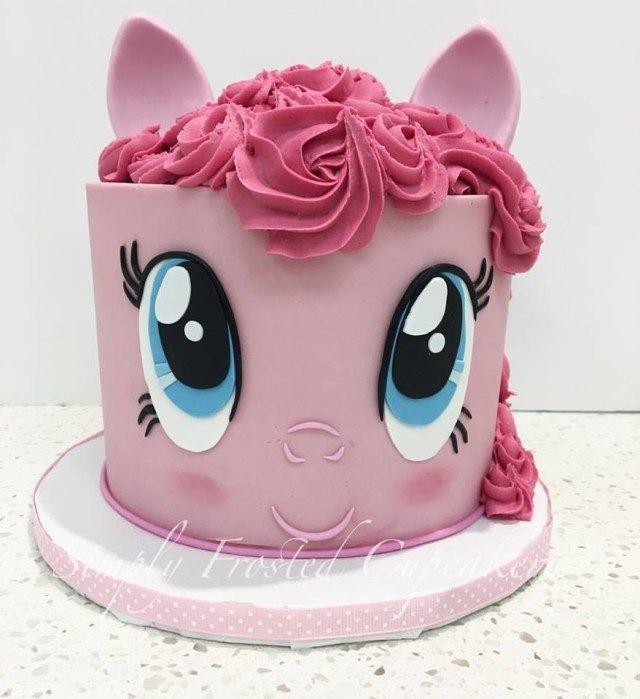 24 Pretty Image Of Pinkie Pie Birthday Cake Best