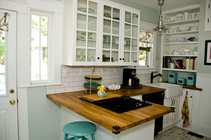 small white kitchens pictures | The Best Pictures of Small Kitchen Ideas Pictures