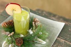 Jablkový detoxikační Smoothie se skořicí