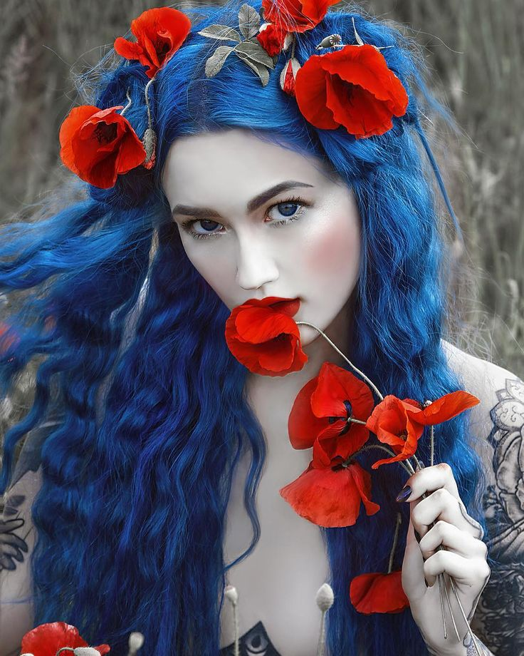 Картинки женщины необычные